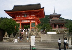 Japanese Buildings Vocabulary: Temple