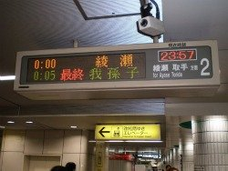 Basic Japanese Phrases used when travel to Japan - Train Station