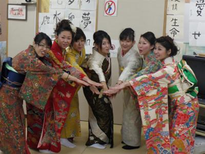 Genki Japanese teachers