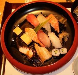 Japanese Food Vocabulary: sushi
