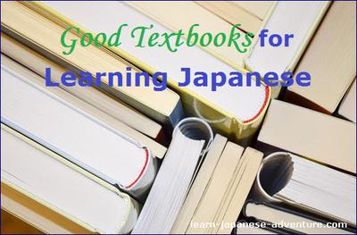 Good Textbooks for learning Japanese