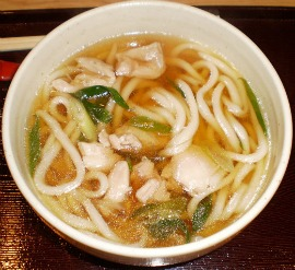 Japanese Food Vocabulary: udon